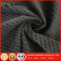 Factory Luxury Fashion Design Polyester Burnout Velvet Fabric Wholesale For Men Suit