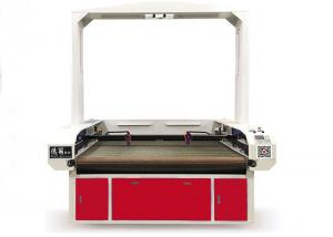 China Large Format Camera Positioning 100w Co2 Laser Cutter Automatic High Speed on sale