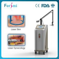 effective co2 laser RF tube machine Acen scars removal