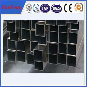 China La producción de Yuefeng anodizó el perfil de aluminio de la protuberancia, tubo del aluminio de la protuberancia on sale