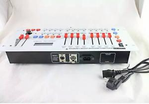 China Programmable RGB Dimmer DMX Light Controller 220V 240 LED 16 Channels on sale