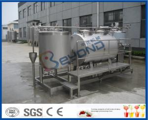 China 1 Circuits Portable Cip System , Small Conjunct Type 800L Cleaning In Place In Food Industry on sale