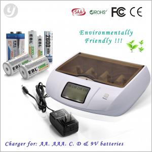 China SAA Approved Alkaline Battery Charger on sale