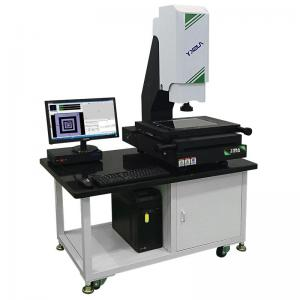 China Bridge Type Video Coordinate Measuring Machine Software Control  ISO Approved on sale