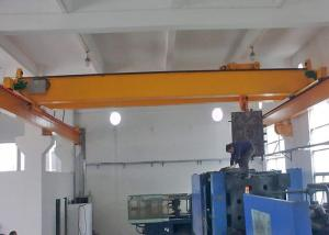 China LH Overhead Bridge Crane 10 Ton General - Purpose Type For Workshop on sale