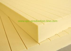 China Blue Slope Roof XPS Extruded Polystyrene Insulation Board Styrofoam Sheet on sale
