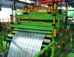 Coil Shearing Metal Coil Slitting Machine Width 300 Mm - 2000 Mm For Cutting