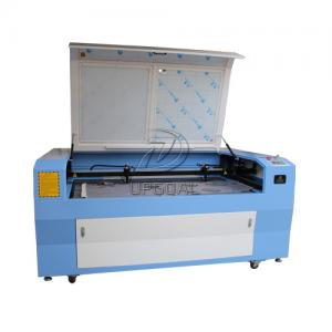 China Dual Heads Cloth Fabric Leather Co2 Laser Cutter Engraver 1600*1000mm on sale