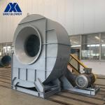 Material Handling SWSI Centrifugal Fan Industrial Kilns Three Phase Blower