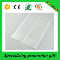 PVC durable Document Pouch File Filing Bag Packet Folder Envelope Holder Dispatch Case