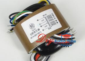 China 30W Power Tube AMP Transformer  R - Core Transformer For Audio Amplifier on sale