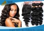 Soft Unprocessed 100% Virgin Brazilian Hair Top 6a Human Hair Extension