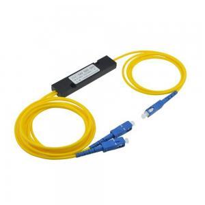 China Telecom Equipment Coupler Ftb 1x4 Fiber Optic Splitter on sale