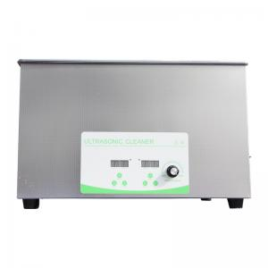 China 30L Car Fuel Injectors Industrial Ultrasonic Cleaner Machine with 600W Heating on sale