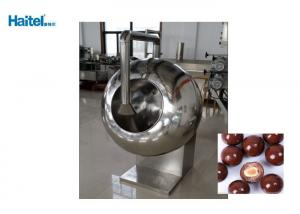 China Clear Geometry Automatic Chocolate Making Machine For Tablets Candy Polish on sale