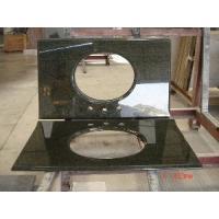 China Shanxi Black Granite Vanity Top on sale