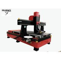 China Industrial CNC Router Table 18 Degrees Tilting ATC Spindle Type For Wood / Foam Mold on sale