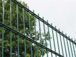 Double Welded Wire Fence Panels, Easy Installation Powder Coated Wire Mesh Fencing