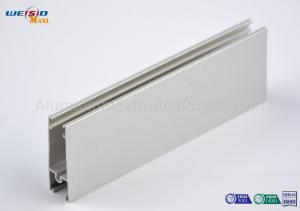 Quality Alloy 6063 T5 Aluminium Extruded Profile Windows Frame With 1.2 Milimeter for sale