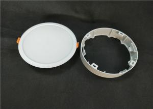 China 6.5 Inch LED Recessed Downlight / LED Surface Panel Light 15w AC90-265V on sale
