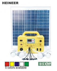China Heineer DC System-Solar Home System SG1220W on sale
