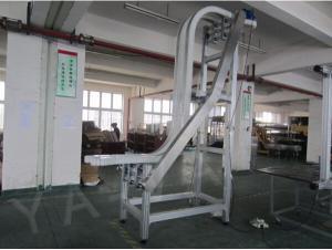 China Flexible Hoister Conveyor Gripper Conveyor System For Bottles Transfer on sale