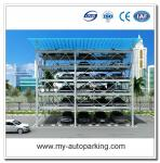 Selling Smart Parking Machines/Parking Car Stacker/Multilevel Car Parking/Puzzle Car Parking System China Manufacturers