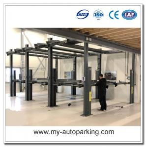 On Sale! Used 4 Post Car Lift for Sale/4 Post Car Lift/Four-Post