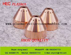 China  Retaining Cap 220817 For  Powermax 85 Consumables / 65 Plasma Consumables on sale