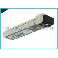 LC Multimode Fiber Optic Transceiver Cisco 10GBASE-SR SFP+ Module 300 Meters