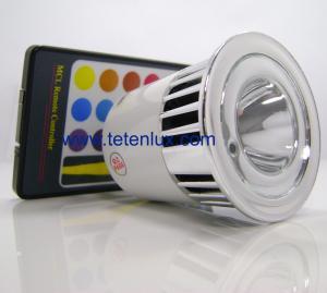 China RGB LED Lamp, RGB Gu10 LED Lamp, E27 RGB LED Lamp (TT-GU10-5W01-RGB) on sale