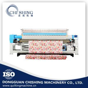China Mattress Single Needle Quilting Machine , Industrial Embroidery Machines 3.2 Meters on sale