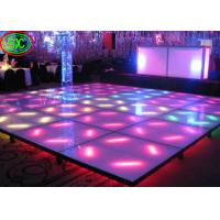 32768 Pixels / Sqm Interactive Dance Floor SMD 2727 Led Lamp For Advertising / Car Show