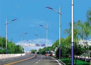 China 60w 120w 180w 240w High Power LED Street Light  > 130lm / W Stable Performance on sale