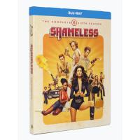 Free DHL Shipping@New Release Hot Classic Blu Ray DVD Movie Shameless season 6 Wholesale!!