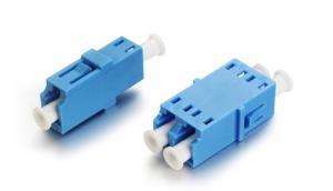 China Colorful Single Mode or Multi Mode Fiber Optic Adapter Simplex or Duplex for Enterprise Servers on sale