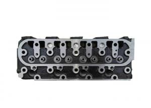 China Cast Iron Kubota Engine Parts , Kubota V1505 Cylinder Head 4 Cylinders on sale