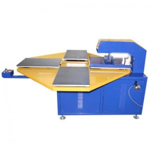 China Pneumatic Heat Press Machine with Carousel on sale
