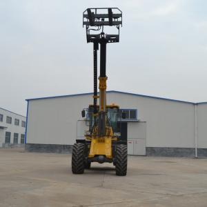 China CE certificated 2 or 3 stage arm telescopic wheel loader for sale on sale