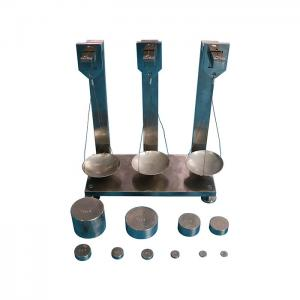China IEC60884-1 Clause 30.1 Figure 41 High Temperature Indentation Device on sale