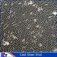 steel shot media white alumina oxide F46 for metal surface treatment