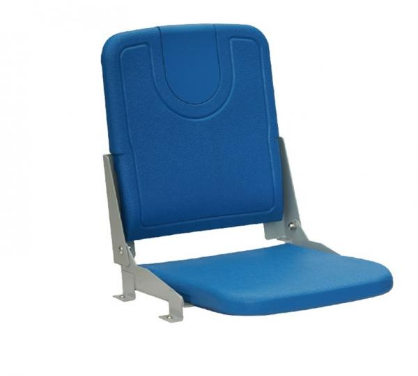 High Back Folded Blow molding Seat ,PE stadium seats, fold-up ...
