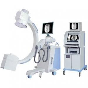 China Medical Manual / Automatic Mobile C - arm High Frequency Diagnostic X - Ray Equipment on sale