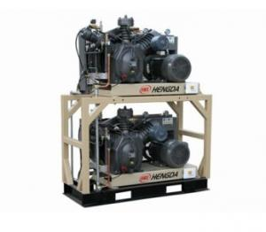 China Reciprocating High Pressure 3 Stage Air Compressor Pump for Beverage Line Device on sale