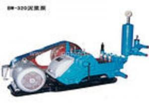China Flexible Operation Drilling Mud Pump Compact Structure With Diesel Engine 264KW on sale