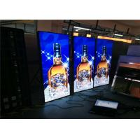 WiFi Remote Control LED Poster Display Wall Mounted Exhibition Stand LED Banner Display