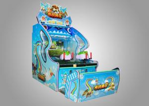 China Indoor Family Water Shooting Arcade Games Machines For Children Park on sale