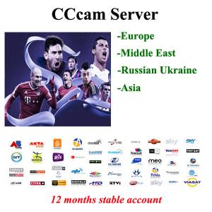 China Cccam Cline Server For Openbox,Skybox,Dreambox support sky uk,Germany, Italian etc. on sale