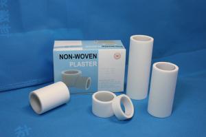 China Surgical Non Woven Paper Tape 1.25cm 2.5cm 5cm 7.5cm 10cm / 5m 10m Medical Bandage Tape on sale