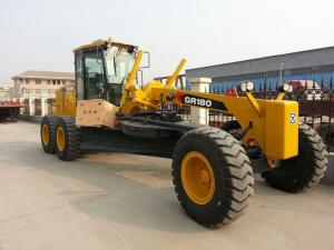 China Durable XCMG Motor Grader GR180 Heavy Construction Machinery For Sand Stone on sale